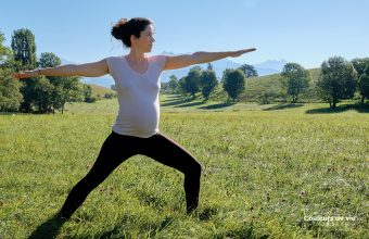 Yoga prénatal prairie